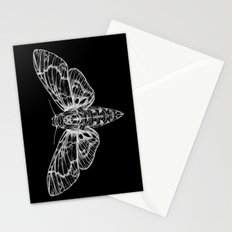 The Moth Stationery Cards
