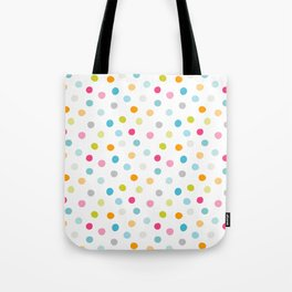 Chickweed Mid Dots Tote Bag