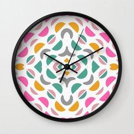 Bright modern little decor Wall Clock