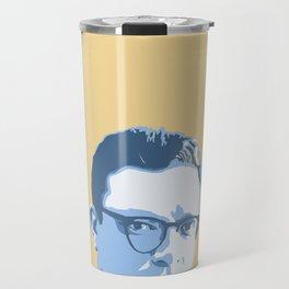 Isaac Asimov Travel Mug