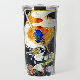 Brothers of the Magical Sapphire Travel Mug