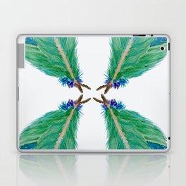 Feather Fan Laptop & iPad Skin