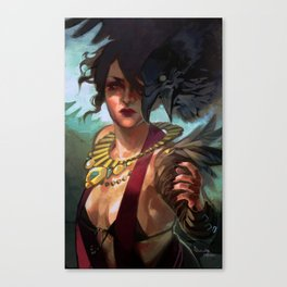 Morrigan Canvas Print