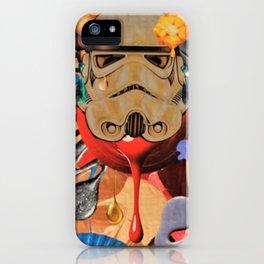 Glorious Ooey Gooey iPhone Case