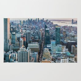 New York City (Color) Rug