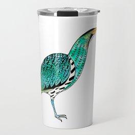 Botaurus Stellaris | Endangered Birds Collection Travel Mug