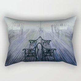 Cromer Pier, Norfolk, England Rectangular Pillow