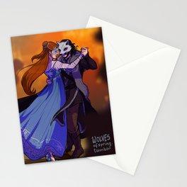 Masquerade Stationery Cards