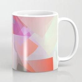 Cubism Abstract 187 Coffee Mug