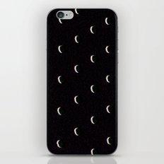 little moon iPhone & iPod Skin