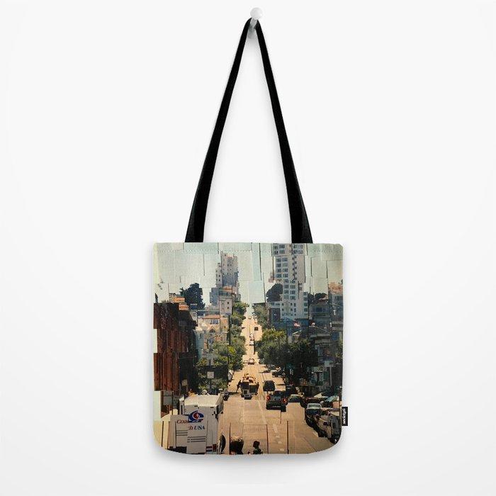 It's a Cubist's World Tote Bag