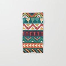 Southwestern Pattern Hand & Bath Towel