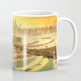 traveling in dubai Coffee Mug
