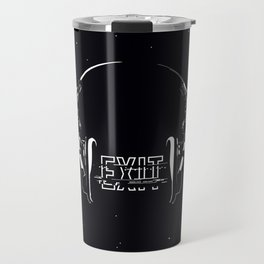 Exit Strategy Travel Mug