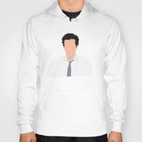himym Hoodies featuring Ted Mosby from HIMYM by Rosaura Grant