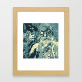 Culture Baba Framed Art Print