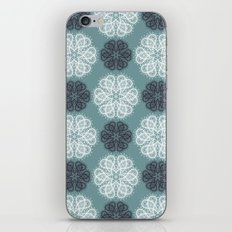PAISLEYSCOPE posh (jade) iPhone & iPod Skin