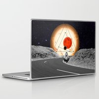 alone Laptop & iPad Skins featuring Alone by Cs025