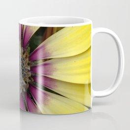 Yellow Calendula Coffee Mug