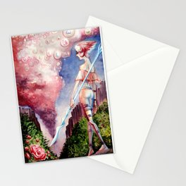Peal at War Stationery Cards