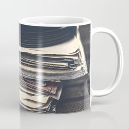 Vintage Vinyl Records 2 Coffee Mug