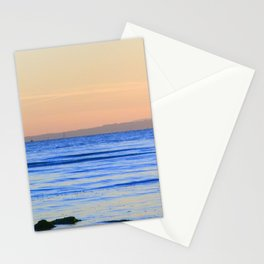 Pastel Sunset Stationery Cards