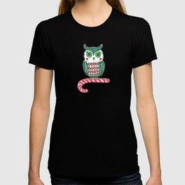 Festive Owl T-shirt