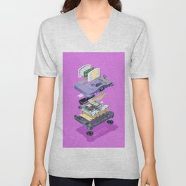 Assembly Required 6 Unisex V-Neck