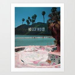 SALTWOOD Art Print