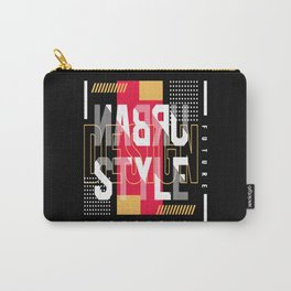 Urban Style Carry-All Pouch