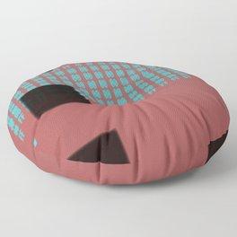 computer world Floor Pillow