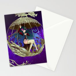galaxy's Fortune Stationery Cards