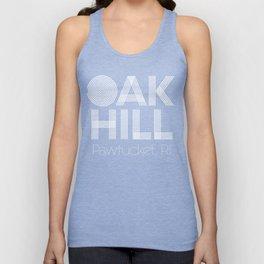 Oak stump Hill, Pawtucket Unisex Tank Top