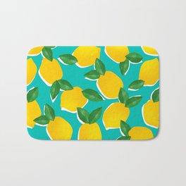 Lemons for daysss Bath Mat
