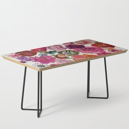 Paper Flowers Coffee Table