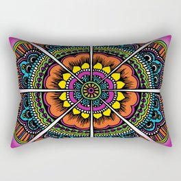 Bollypop Bubblegum Rectangular Pillow