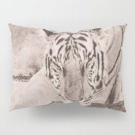 Kitty Noir, Indochinese Tiger Pillow Sham