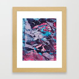 Kina Framed Art Print