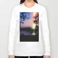 camp Long Sleeve T-shirts featuring camp by Michael Jack