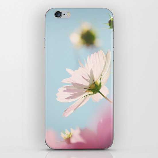 A perfect summer day iPhone & iPod Skin