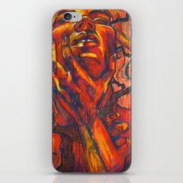 Self-Inflicted II iPhone Skin