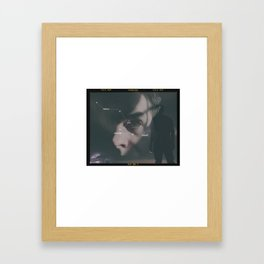 A history of you Framed Art Print