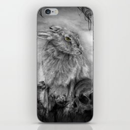 INTO DUST iPhone Skin