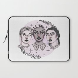 The Weird Sisters Laptop Sleeve
