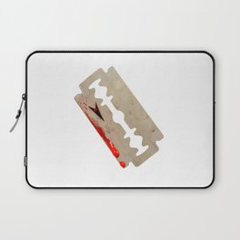 Razor Blade Laptop Sleeve