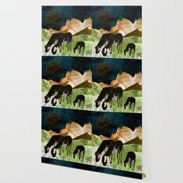 Mountain goats6 Wallpaper