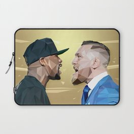 THE FIGHT OF THE CENTURY Laptop Sleeve
