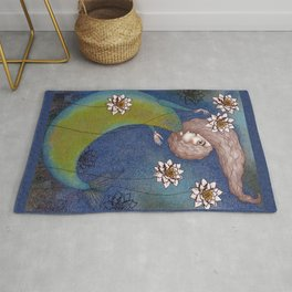 The Mermaid's Lake Rug