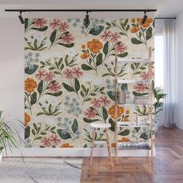 Wild Flowers ~ vol2. Wall Mural