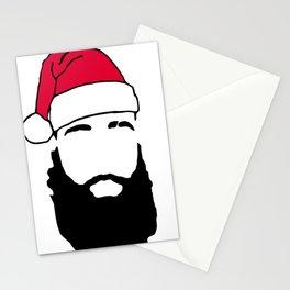 James \ The Beard Harden Christmas Stationery Cards